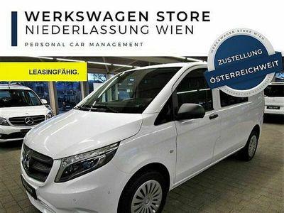 gebraucht Mercedes Vito 114 BlueTEC 4x4 Kasten kompakt LED KLIMA BC Autom., 136 PS, 5 Türen, Automatik