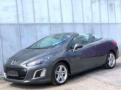 gebraucht Peugeot 308 CC Allure 2,0 HDi 160 FAP ** 1-Jahr GARANTIE **