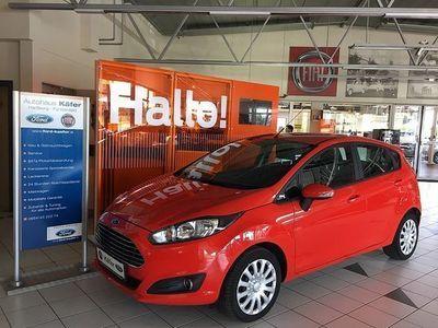 gebraucht Ford Fiesta Trend 1,5 TDCi