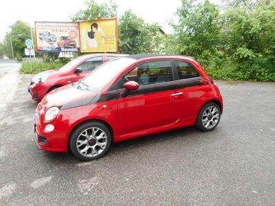 gebraucht Fiat 500C Cabrio 1,2 Sport Lounge Start