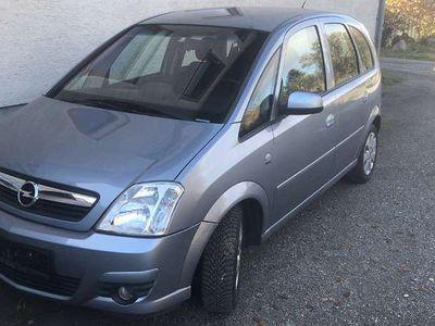 gebraucht Opel Meriva 1,7 Style CDTI Kombi / Family Van