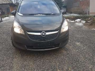gebraucht Opel Meriva 1,3 CDTI ecoFlex Edition Start