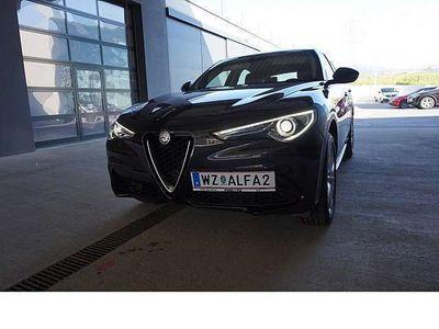 gebraucht Alfa Romeo Stelvio Super 2,0 280 PS AXT AWD
