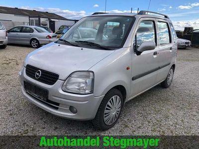 gebraucht Opel Agila 1,2-16V Comfort