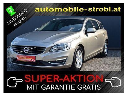 gebraucht Volvo V60 D3 Summum *Leder*Memory*Navi*Garantie* Kombi / Family Van