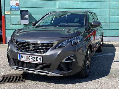 gebraucht Peugeot 5008 PureTech 130 EAT8 Allure SUV / Geländewagen