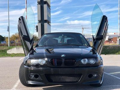 gebraucht BMW 330 Cabriolet 3er-Reihe E46 CI M-Technik / Roadster