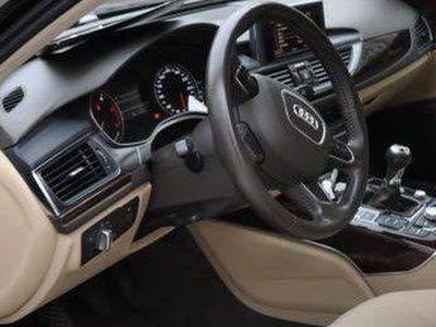 gebraucht Audi A6 3,0 TDI DPF Dekoreinlagen Nussbaumwurzelholz erw.