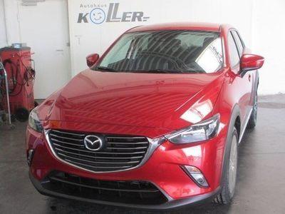 gebraucht Mazda CX-3 G120 Revolution SUV / Geländewagen,