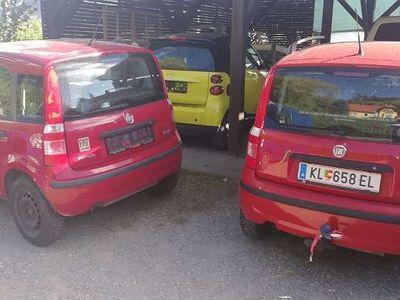 gebraucht Fiat Panda Natural Power Klein-/ Kompaktwagen