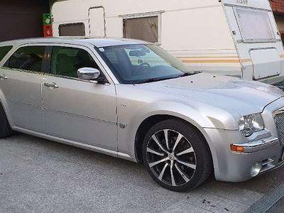 gebraucht Chrysler 300C 3.0 CRD Touring sehr gepflegt Kombi / Family Van