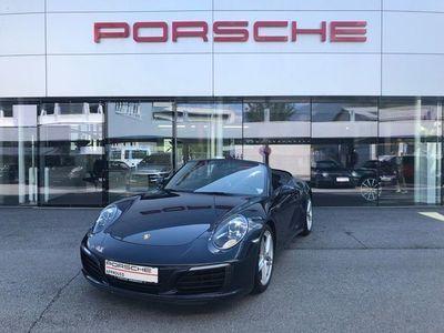 used Porsche 911 Carrera 4 Cabriolet II (991)