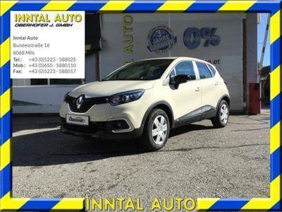 gebraucht Renault Captur Expression ENERGY TCe 90 *8-FACH BEREIFT*