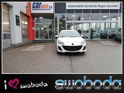 gebraucht Mazda 3 Sport 1,6i TE Limousine