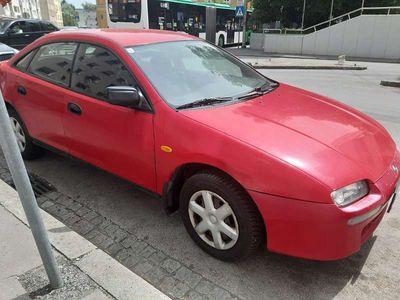 gebraucht Mazda 323F 1,5 Safety Sportwagen / Coupé
