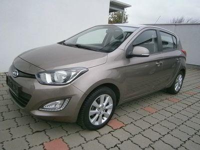 gebraucht Hyundai i20 1,25 Comfort