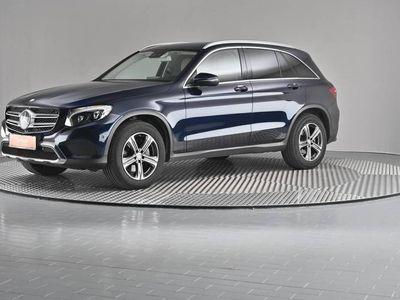 gebraucht Mercedes E250 GLC-Klasse d 4Matic 9G-TRONIC