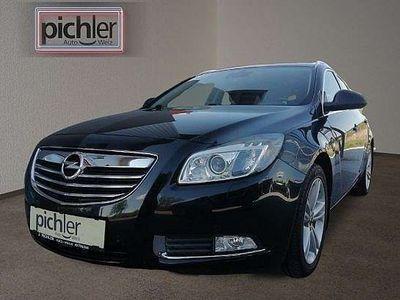 gebraucht Opel Insignia ST 2,0 BiTurbo Sport CDTI DPF Allrad S... Kombi / Family Van,