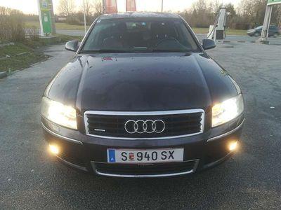 gebraucht Audi A8 4.0 Tdi V8 Quattro Limousine