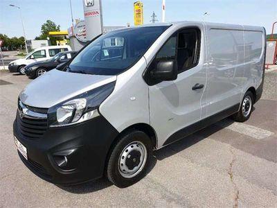 gebraucht Opel Vivaro Kasten BiTurbo 2,9 CDTI NAVI netto 9.900.-
