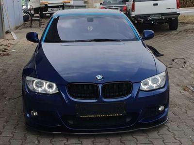 gebraucht BMW 335 Cabriolet 3er-Reihe Cabrio (E93) DKG