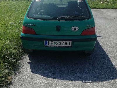 gebraucht Peugeot 106 Klein-/ Kompaktwagen
