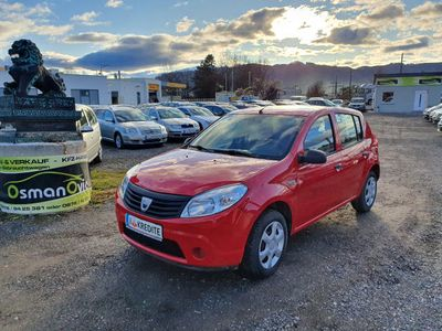 gebraucht Dacia Sandero 1,2 16V