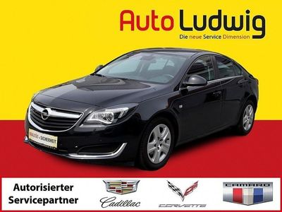 gebraucht Opel Insignia 1,6 CDTI ecoflex Edition Start/Stop Sy... Limousine