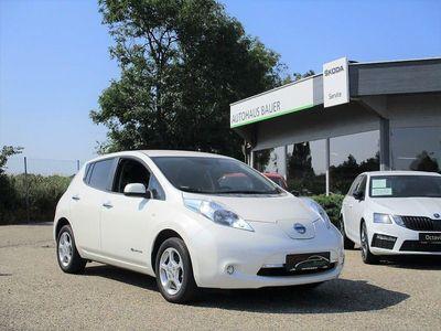 gebraucht Nissan Leaf (mit Batterie) Acenta 24 kWh Limousine,