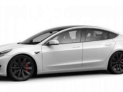 gebraucht Tesla Model 3 Performance Dual Motor Limousine