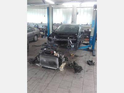 gebraucht Opel Corsa 1,4 Style TEILEVERKAUF