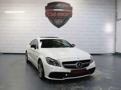 gebraucht Mercedes CLS63 AMG AMG 4MATIC Aut. VOLLVOLL