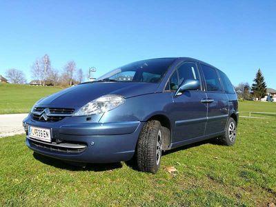 gebraucht Citroën C8 2.0 Diesel Kombi / Family Van