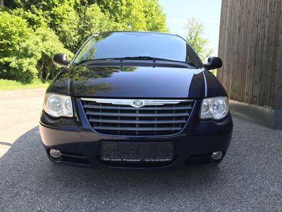 gebraucht Chrysler Grand Voyager 2.5 Pickerl bis 10/21! *7 Sitzer*