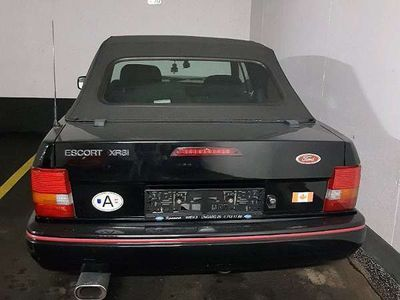 gebraucht Ford Escort Cabriolet / Roadster,