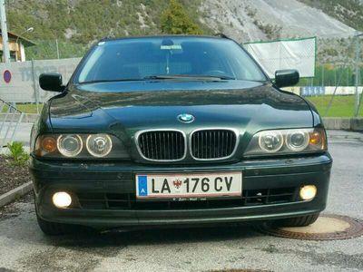 gebraucht BMW 525 5er-Reihe Kombi Diesel E39 touring Österreich-Pake
