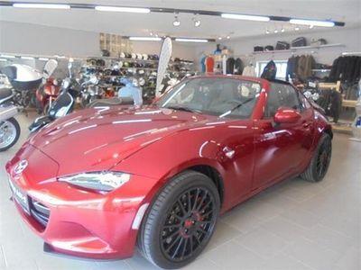 """gebraucht Mazda MX5 RF G184 Revolution """"Leder schwarz"""""""