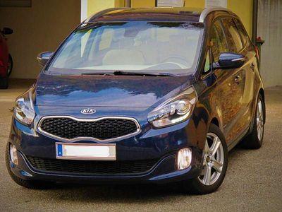 gebraucht Kia Carens 1,7 CRDi Active Kombi / Family Van