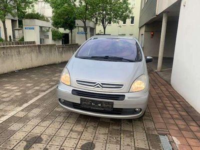 gebraucht Citroën Xsara Picasso 1,6i Classique