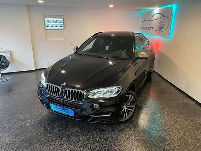 gebraucht BMW X6 M 50d Sport Activity Coupé Aut.*NIGHTVISION*GLASDACH