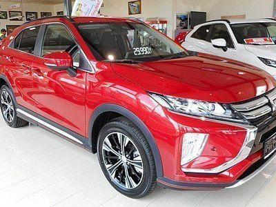 gebraucht Mitsubishi Eclipse Cross 1,5 TC 4WD Intense+ First Edition... SUV / Geländewagen,