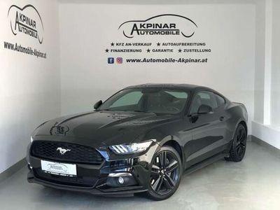 gebraucht Ford Mustang 2,3 EcoBoost Aut. PREMIUM - KAMERA - KEYLESS