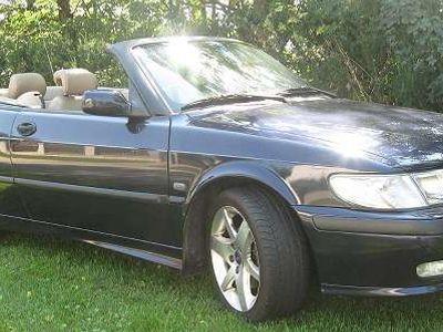 gebraucht Saab 9-3 Cabriolet SE CONV 2.0 LPT / Roadster