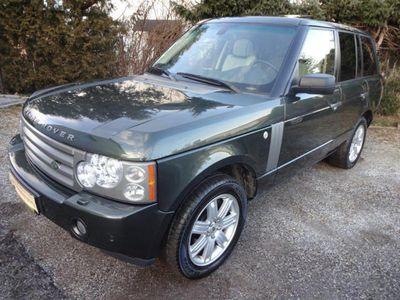 gebraucht Land Rover Range Rover 3,6 TdV8 Vogue DPF SUV / Geländewagen,