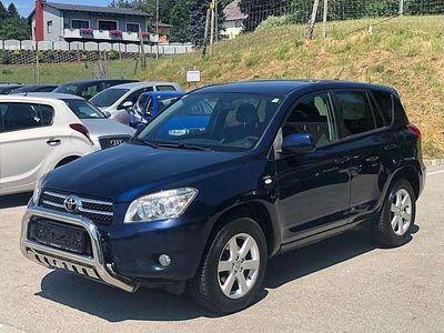 gebraucht Toyota RAV4 2,2 D-4D 135 DPF 4WD Elegance - Wenig Km - Navi !!