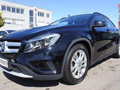 gebraucht Mercedes GLA200 GLA-KlasseEdition Lifestyle Aut.+NAVI+NUR 58200KM+ SUV / Geländewagen