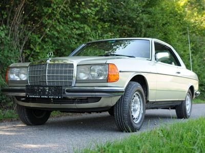 gebraucht Mercedes 280 CECoupé C123 Automatik