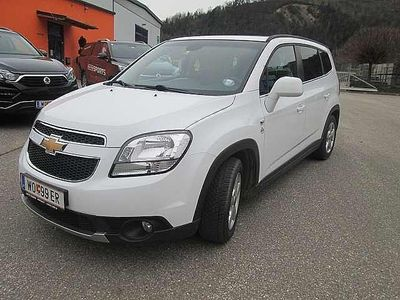 gebraucht Chevrolet Orlando 1,8 LTZ