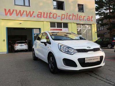 gebraucht Kia Rio 1,2 MPI Österreich Edition