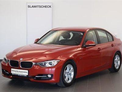 gebraucht BMW 320 i xDrive Limousine